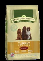 James Wellbeloved Turkey & Rice Adult Dry Dog food