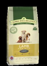 James Wellbeloved Adult Light Lamb & Rice