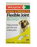 Vetzyme High Strength Flexible Joint Tablets